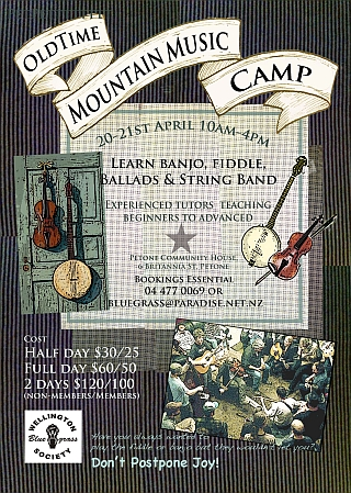 130420 Old Time Music Camp