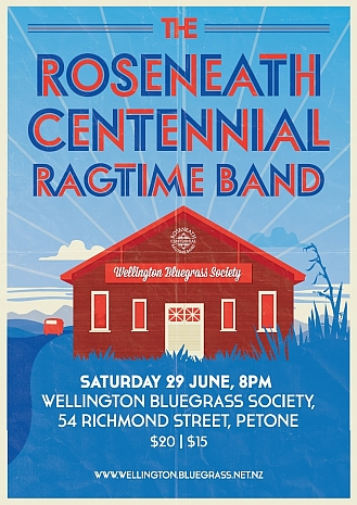 130629 Roseneath Centennial Ragtime Band