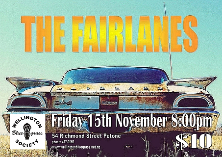 131115 The Fairlanes