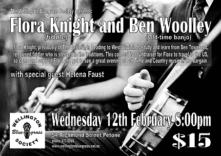 140212 Flora Knight and Ben Woolley