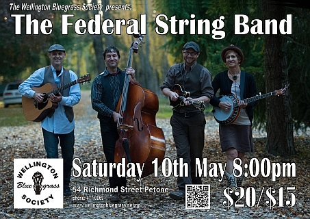 140510 Federal String Band