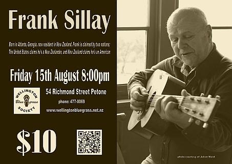 140815 Frank Sillay