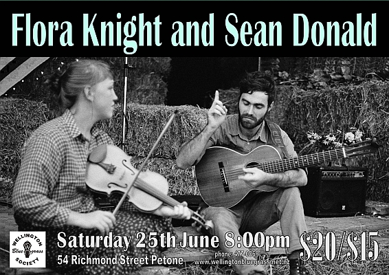160625 Flora Knight and Sean Donald