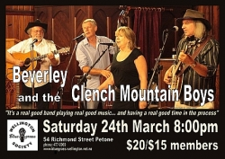Beverley & Clench Mountain Boys