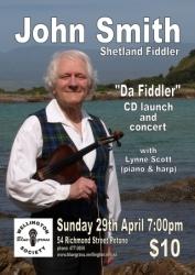 John Smith CD Launch