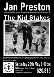 Jan Preston - The Kid Stakes