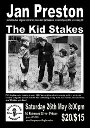 Jan Preston - The Kid Stakes