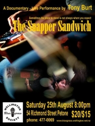 The Snapper Sandwich