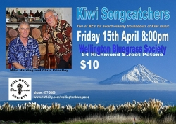 Kiwi Songcatchers