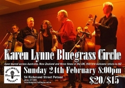 Karen Lynne Bluegrass Circle