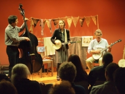 Andrew Bicknell, Helena Faust, Don Milne