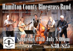 Hamilton County Bluegrass Band