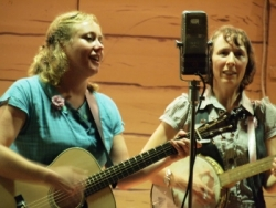 Naomi and Helena - Old-Timey Opry