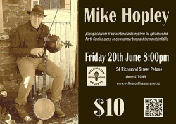 Mike Hopley
