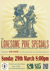 Lonesome Pine Specials