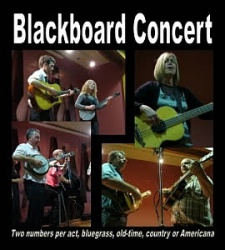 Blackboard Concert