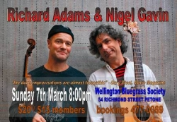 Richard Adams & Nigel Gavin