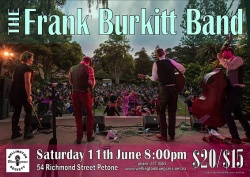 The Frank Burkitt Band