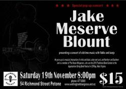 Jake Meserve Blount