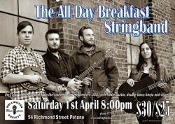The All Day Breakfast Stringband Concert