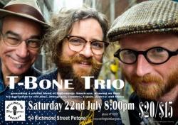 T-Bone Trio