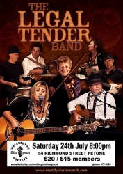 The Legal Tender Band