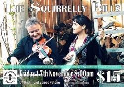 The Squirrelly Bills