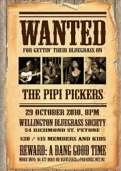 The Pipi Pickers