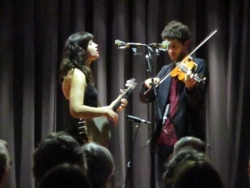 10 String Symphony (Rachel Baiman and Christian Sedelmeyer)