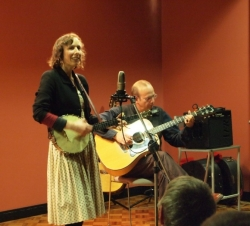Helena Faust & Jeff Reid