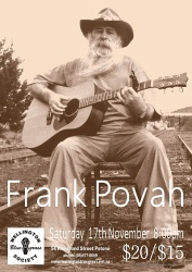 Frank Povah