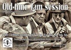 Old-time Music Jam Session