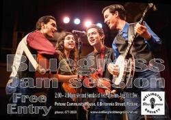 Bluegrass Music Jam Session