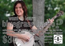 Bluegrass Banjo Workshop