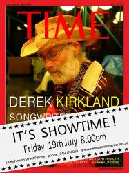 Derek Kirkland