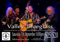 Valley Bluegrass