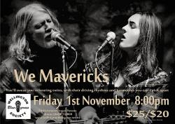 We Mavericks
