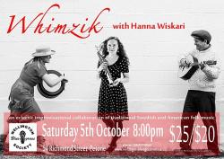 Whimzik with Hanna Wiskari