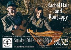 Rachel Hair and Ron Jappy