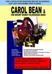 Carol Bean and the Mount Misery Band