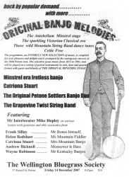 Original Banjo Melodies