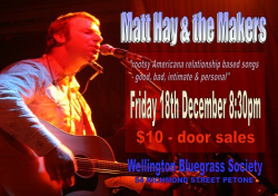 Matt Hay and the Makers