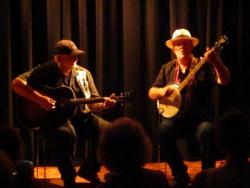 String Fellows (Dougal Speir and Warwick Murray)