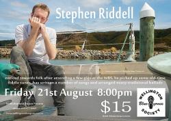 Stephen Riddell
