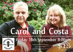 Carol and Costa