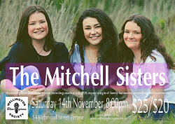 The Mitchell Sisters