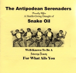 The Antipodean Serenaders