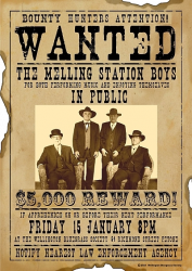 The Melling Station Boys