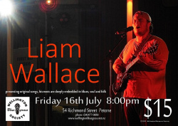 Liam Wallace