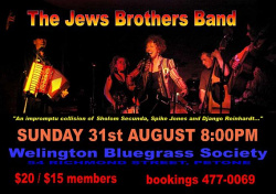 The Jews Brothers Band